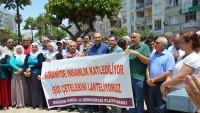 KOBANE'DEKİ KATLİAMLARI KINIYORUZ BASIN AÇIKLAMASI 27.06.2015