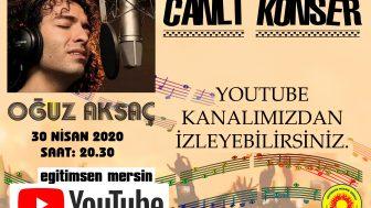 """1 MAYIS KONSERİ """"OĞUZ AKSAÇ"""""""